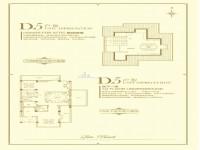 D5户型-阁楼和地下室-730㎡