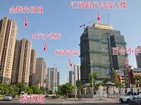 福清万达旁,百合小学前面的这栋大楼是?