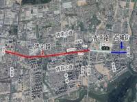 【航拍福清】全长约5.3公里,横贯西区的这条路,即将全线打通!